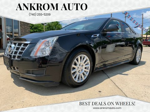 2012 Cadillac CTS for sale at Ankrom Auto in Cambridge OH