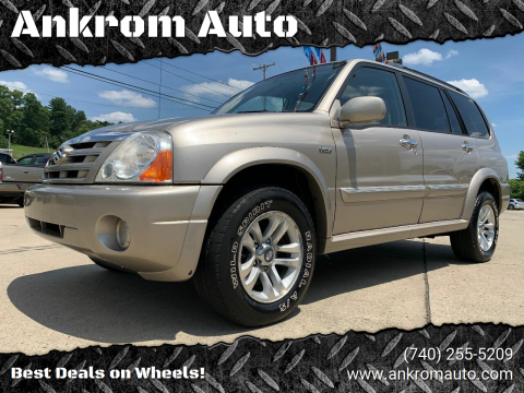 2005 Suzuki XL7 for sale at Ankrom Auto in Cambridge OH