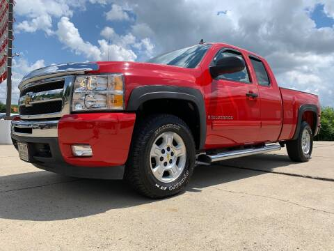2009 Chevrolet Silverado 1500 for sale at Ankrom Auto in Cambridge OH