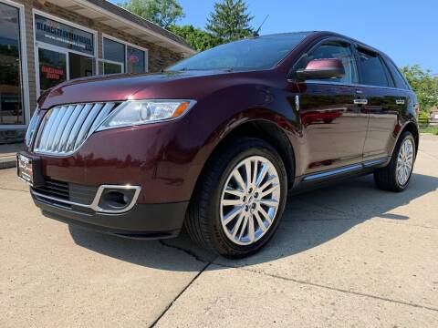 2011 Lincoln MKX for sale at Ankrom Auto in Cambridge OH
