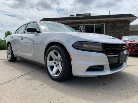 2015 Dodge Charger for sale at Ankrom Auto in Cambridge OH