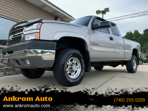 2005 Chevrolet Silverado 2500HD for sale at Ankrom Auto in Cambridge OH