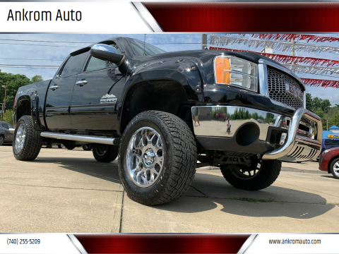 2011 GMC Sierra 1500 for sale at Ankrom Auto in Cambridge OH