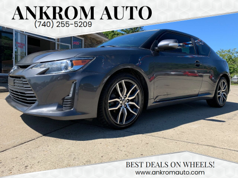 2015 Scion tC for sale at Ankrom Auto in Cambridge OH