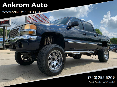 2005 GMC Sierra 1500 for sale at Ankrom Auto in Cambridge OH