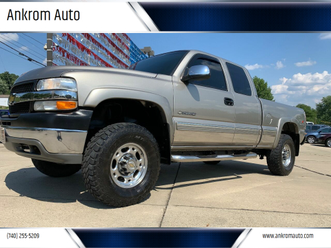 2002 Chevrolet Silverado 2500HD for sale at Ankrom Auto in Cambridge OH