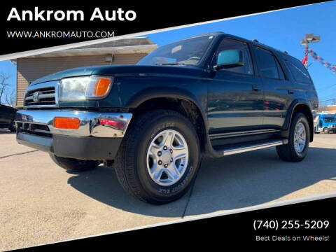 1997 Toyota 4Runner for sale at Ankrom Auto in Cambridge OH