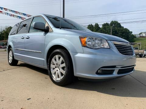 2013 Chrysler Town and Country for sale at Ankrom Auto in Cambridge OH