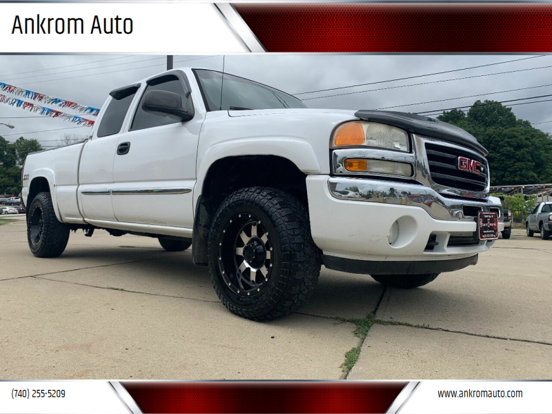2006 GMC Sierra 1500 for sale at Ankrom Auto in Cambridge OH