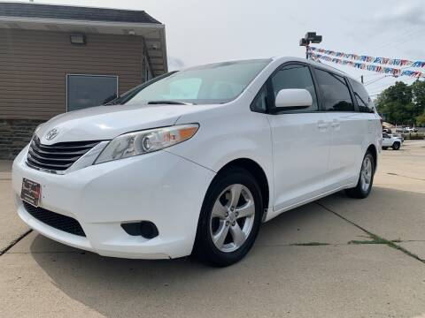 2011 Toyota Sienna for sale at Ankrom Auto in Cambridge OH
