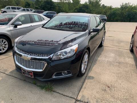 2015 Chevrolet Malibu for sale at Ankrom Auto in Cambridge OH
