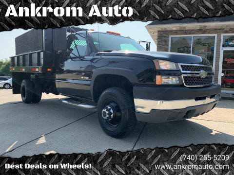 2005 Chevrolet Silverado 3500 for sale at Ankrom Auto in Cambridge OH