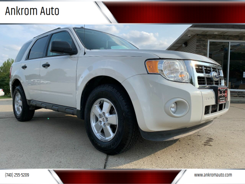 2010 Ford Escape for sale at Ankrom Auto in Cambridge OH