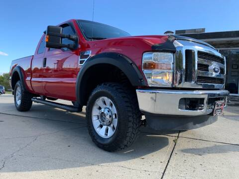 2010 Ford F-250 Super Duty for sale at Ankrom Auto in Cambridge OH