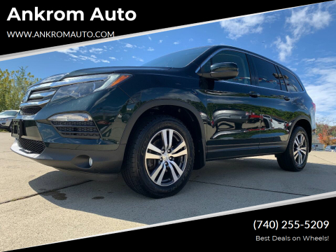2016 Honda Pilot for sale at Ankrom Auto in Cambridge OH
