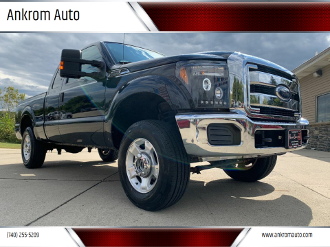 2012 Ford F-250 Super Duty for sale at Ankrom Auto in Cambridge OH