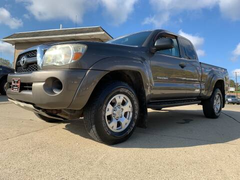 2011 Toyota Tacoma for sale at Ankrom Auto in Cambridge OH