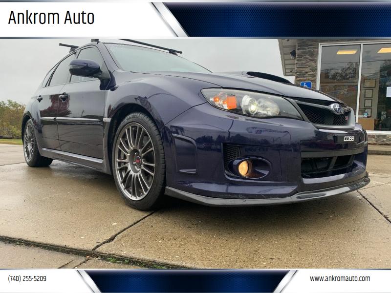 2011 Subaru Impreza for sale at Ankrom Auto in Cambridge OH