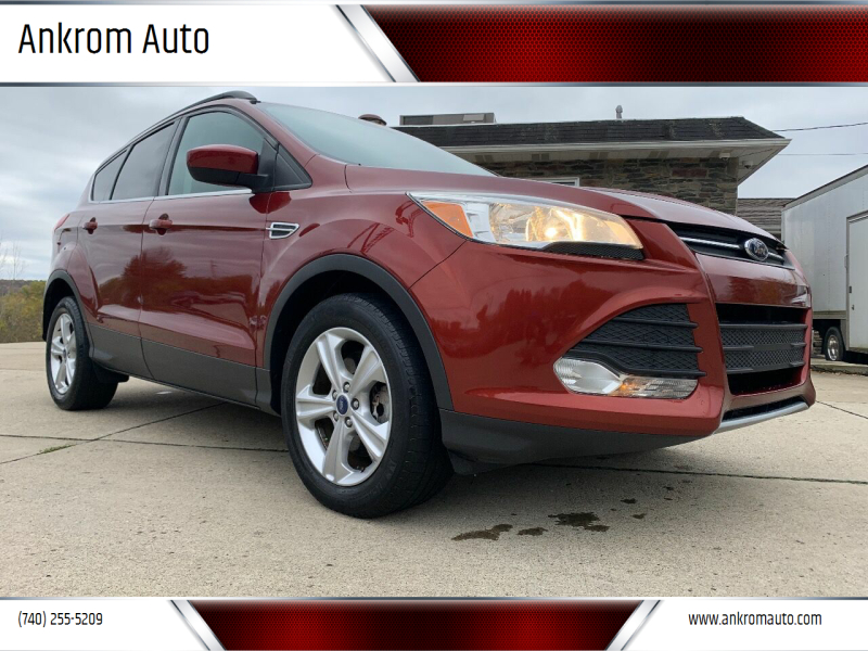 2014 Ford Escape for sale at Ankrom Auto in Cambridge OH