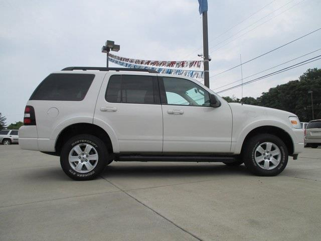 2010 Ford Explorer 4x4 XLT 4dr SUV - Cambridge OH