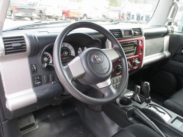 2007 Toyota FJ Cruiser 4dr SUV 4WD (4L V6 5A) - Cambridge OH