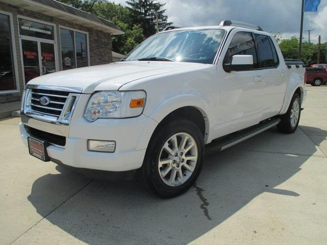 2007 Ford Explorer Sport Trac Limited 4dr Crew Cab 4WD V6 - Cambridge OH