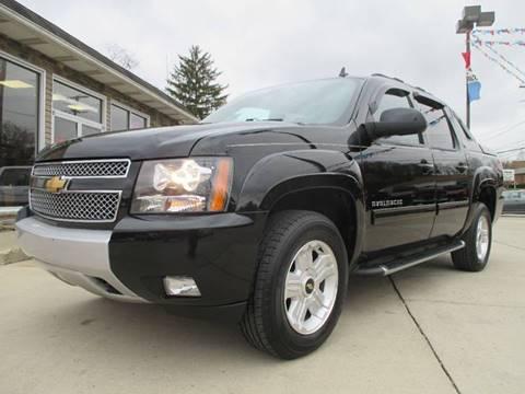 2013 Chevrolet Black Diamond Avalanche for sale in Cambridge, OH