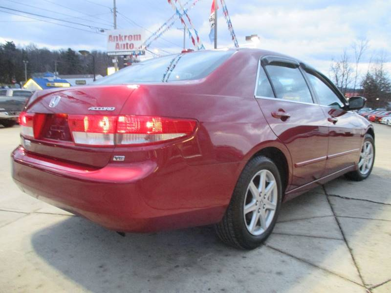 2004 Honda Accord EX V-6 4dr Sedan - Cambridge OH