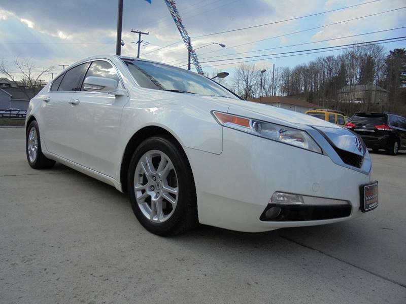 2009 Acura TL 4dr Sedan w/Technology Package - Cambridge OH