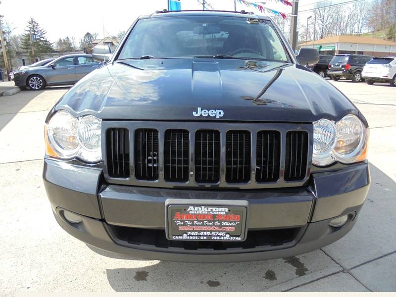 2009 Jeep Grand Cherokee 4x4 Laredo 4dr SUV - Cambridge OH