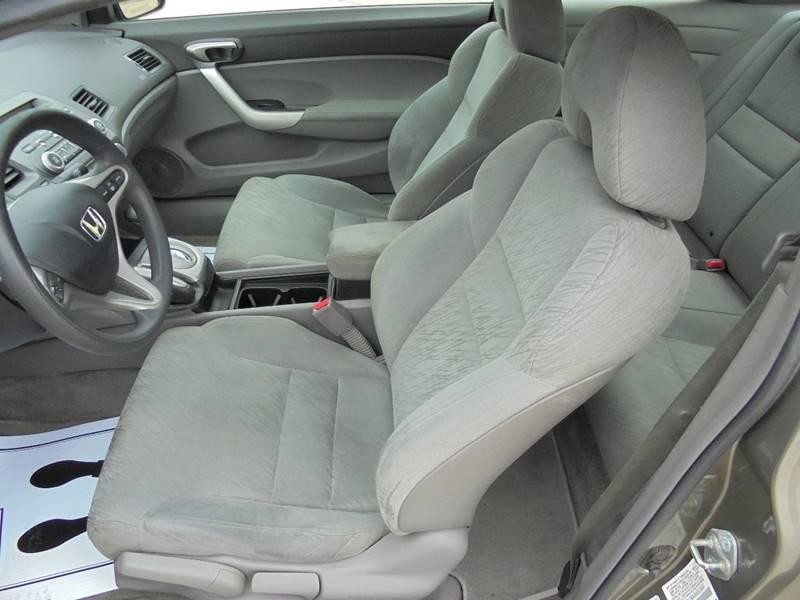 2006 Honda Civic EX 2dr Coupe w/Automatic - Cambridge OH