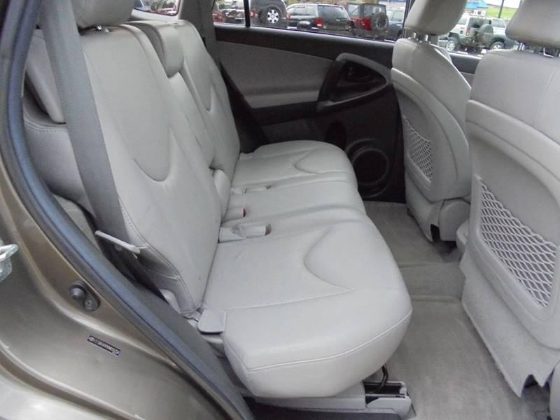 2011 Toyota RAV4 4x4 Limited 4dr SUV V6 - Cambridge OH