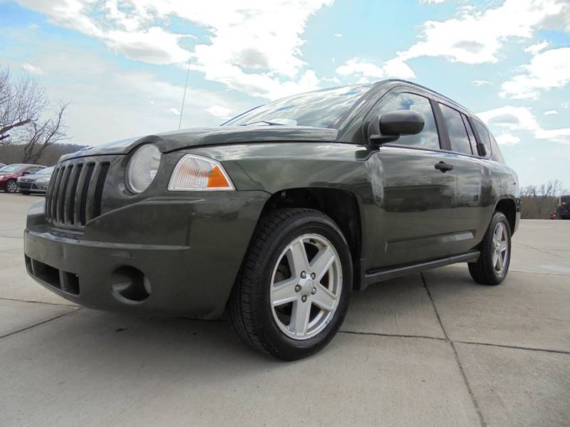 2007 Jeep Compass Sport In Cambridge Oh Ankrom Auto Llc