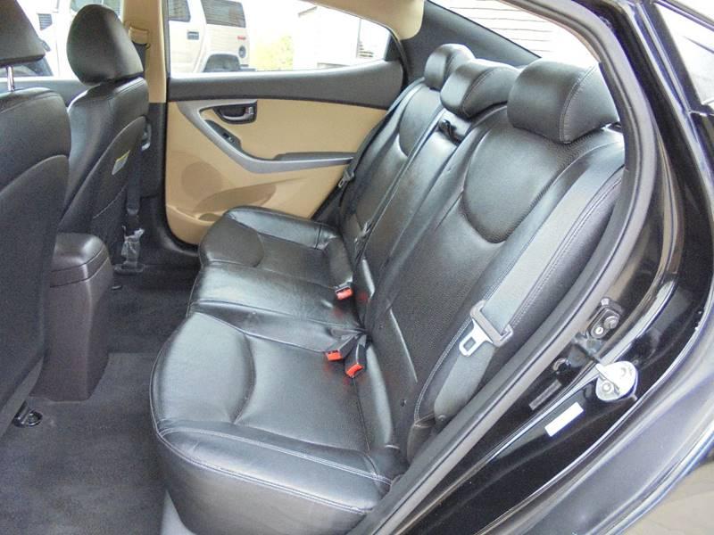 2013 Hyundai Elantra GLS 4dr Sedan - Cambridge OH