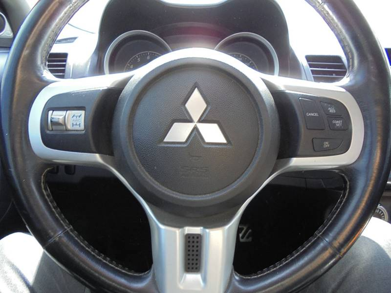 2008 Mitsubishi Lancer Evolution AWD GSR 4dr Sedan - Cambridge OH