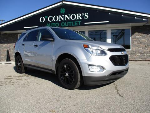2016 Chevrolet Equinox for sale in Bay City MI