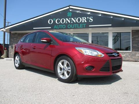 2014 Ford Focus for sale in Bay City MI