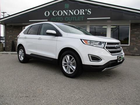 2015 Ford Edge for sale in Bay City MI