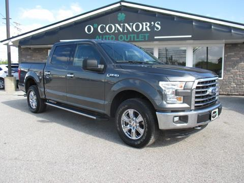 2016 Ford F-150 for sale in Bay City MI