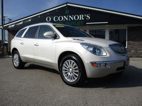 2012 Buick Enclave for sale in Bay City MI
