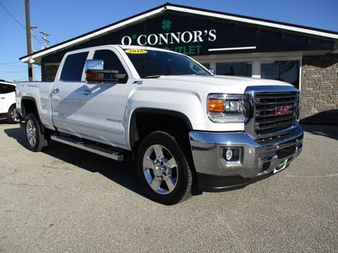 2016 GMC Sierra 2500HD for sale in Bay City MI