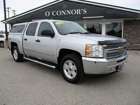 2012 Chevrolet Silverado 1500 for sale in Bay City, MI