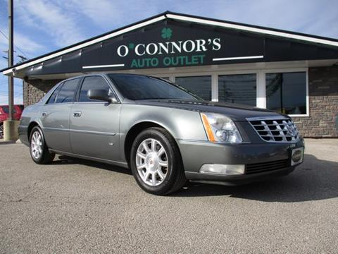 2008 cadillac dts for sale in michigan for Paramount motors taylor mi