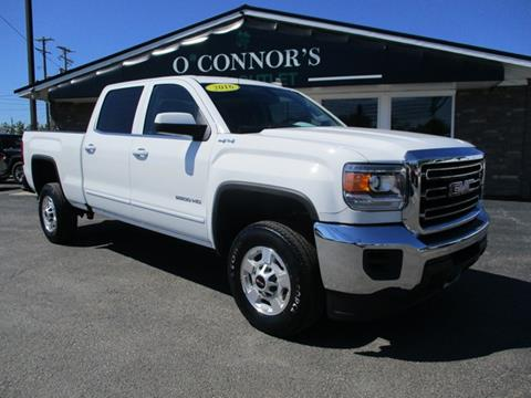 2016 GMC Sierra 2500HD for sale in Bay City, MI