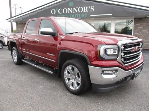 2016 GMC Sierra 1500 for sale in Bay City, MI