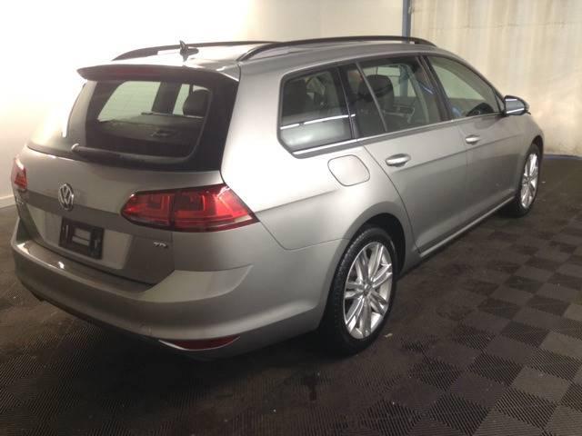 2015 Volkswagen Golf SportWagen TDI SE 4dr Wagon 6A - North Weymouth MA
