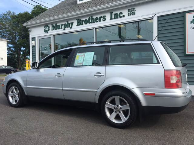 2004 Volkswagen Passat AWD GLX 4Motion 4dr Wagon V6 - North Weymouth MA