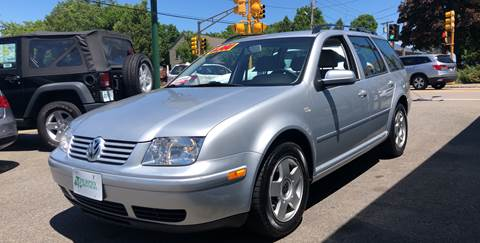 2002 Volkswagen Jetta for sale in North Weymouth, MA