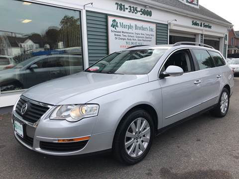 2008 Volkswagen Passat for sale in North Weymouth, MA