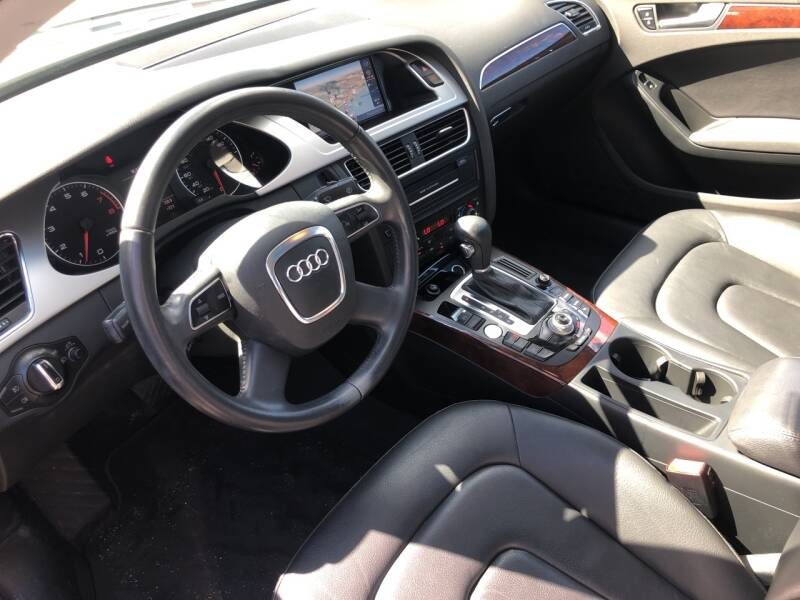 2012 Audi A4 2.0T Premium Plus 4dr Sedan - North Weymouth MA